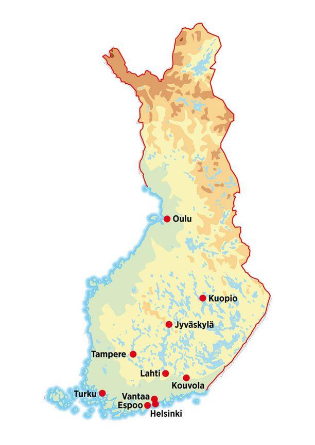 Suomen Suurimmat Metsänomistajat