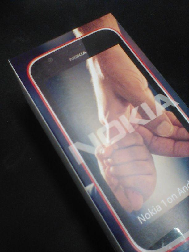 Kuva otettu Nokia 8110 4G:llä.