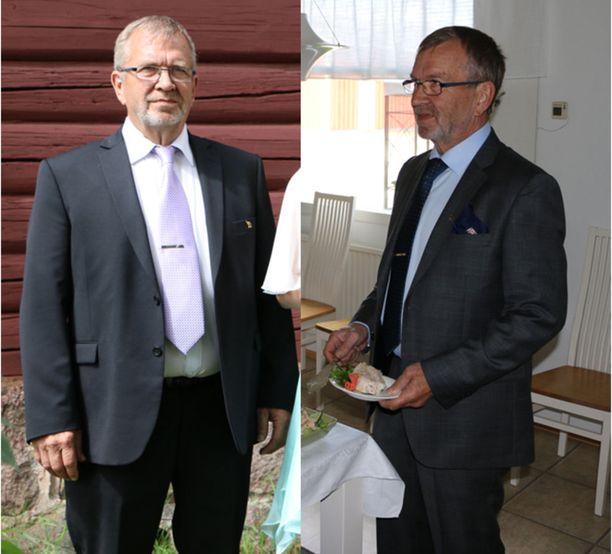 Kari 70-vuotta aloitti Äijädieetin ja pudotti painostaan kolmessa kuukaudessa 19 kiloa. Paino on pysynyt siitä saakka ihannepainossa.