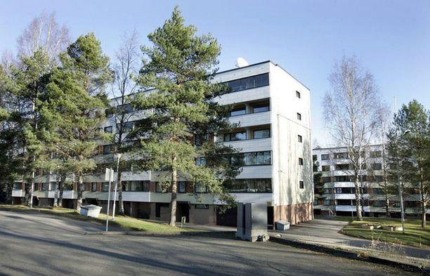 Multisillan kerrostaloalueelta löytyy kohtuuhintaisia asuntoja.