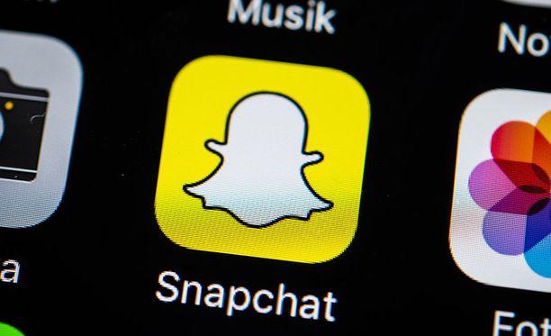Pikaviestipalvelu Snapchatillä on ollut ongelmia maanantai-iltana Suomen aikaa.