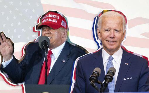 Accuscoren lopullinen ennuste: Biden voittaa USA:n presidentinvaalit äärimmäisen niukasti