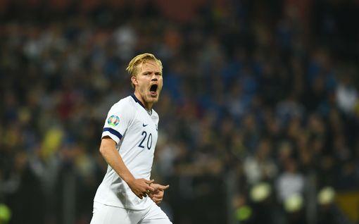 """""""Se oli ihan murhaa"""" – tilasto alleviivaa Suomen kelvotonta peliä Bosniassa: Joel Pohjanpalon pitää aloittaa Armeniaa vastaan"""