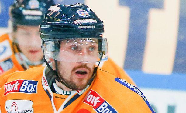 Toni Koivisto iski ottelun ainoan maalin.