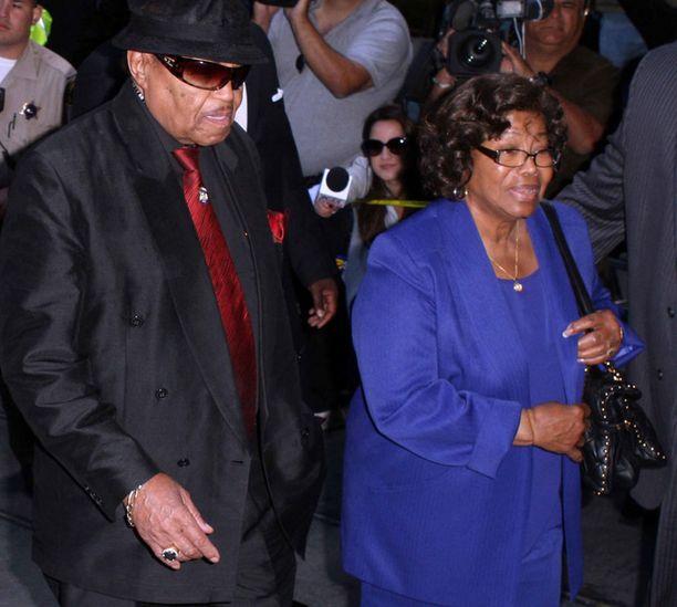 Joe ja Katherine Jackson ovat olleet naimisissa yli 60 vuotta.