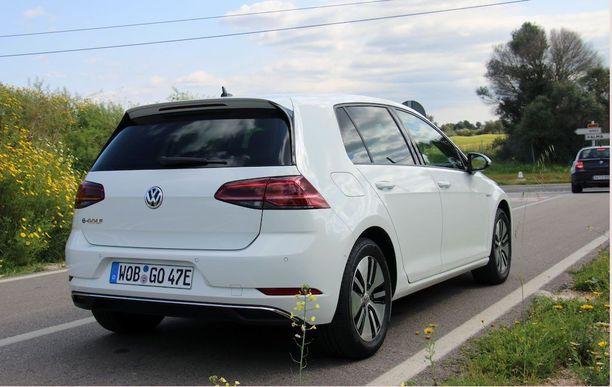 Ylivoimaisesti Norjan myydyin sähköautomalli tänä vuonna: Volkswagen e-Golf