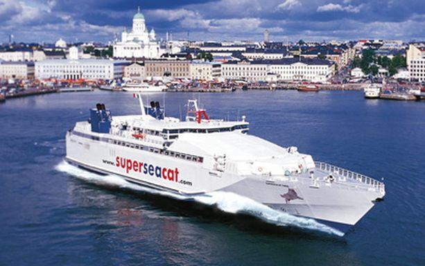 Super Sea Catin matkustajille on jaettu rahoja takaisin.