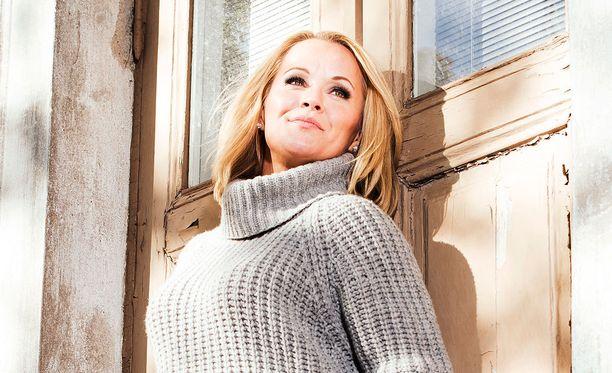 Heidi Pakarinen konsertoi tavanomaisesta poikkeavassa miljöössä.