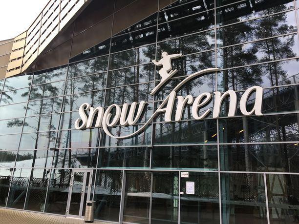 Druskininkaissa pääsee rinteeseen kesälläkin, kiitos hiihtopuisto Snow Arenan.
