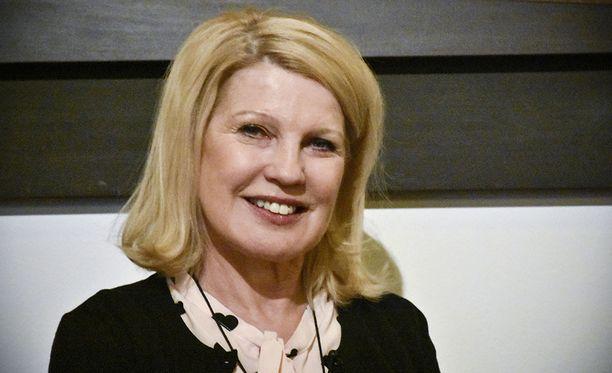 Kelan johtaja Elli Aaltonen.