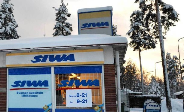 Kaupan ryöstöstä epäillyt saatiin kiinni jo samana päivänä. Kuvan Siwa ei liity tapaukseen.