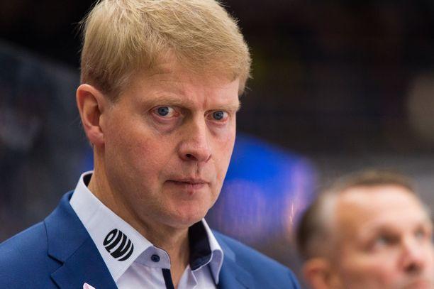 Jukka Rautakorven miehistöä pyöriteltiin rumin lukemin CHL:ssä.