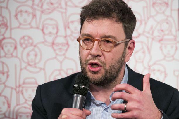Kansanedustaja Timo Harakka on SDP:n eduskuntaryhmän verovastaava.