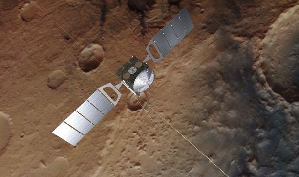 Maanalaiset järvet löysi Euroopan avaruusjärjestön luotain Mars Express, joka laukaistiin avaruuteen jo 2. kesäkuuta 2003 venäläisellä Sojuz-kantoraketilla.
