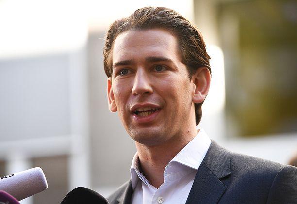 Sebastian Kurz on matkalla maailman nuorimmaksi valtiojohtajaksi.