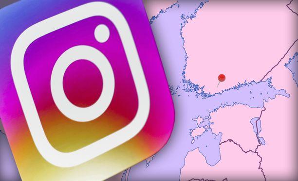 Instagram voi pian välittää käyttäjiensä sijaintitietoja Facebookille.
