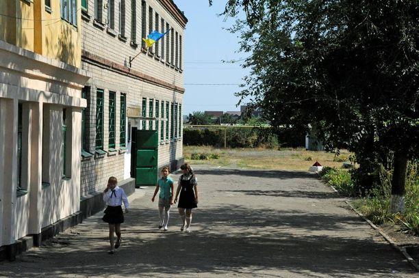 Nyt Vinogradin alakoulu toimii normaalisti, mutta edellinen lukukausi oli opettajan mukaan painajaismainen ankarien taistelujen vuoksi.