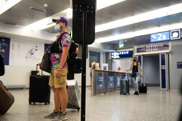 Matkailun on elvyttävä, jotta Suomi säilyttää asemansa Euroopan ja Aasian välisen lentoliikenteen solmukohtana.