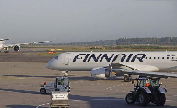 Finavia kertoo yhtiöllä olleen hyvä alkuvuosi.