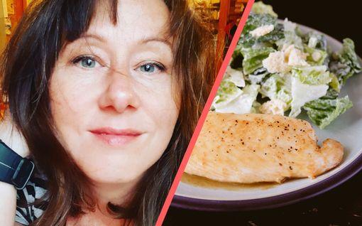 Maaritin, 48, ketokokeilu päättyi sietämättömiin kipuihin – syö heti puuroa, valmentaja viestitti