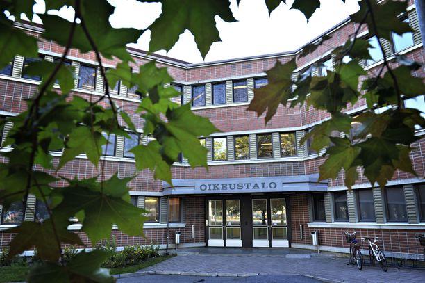 Jutun käsittely alkoi maanantaina Porissa. Arkistokuva.