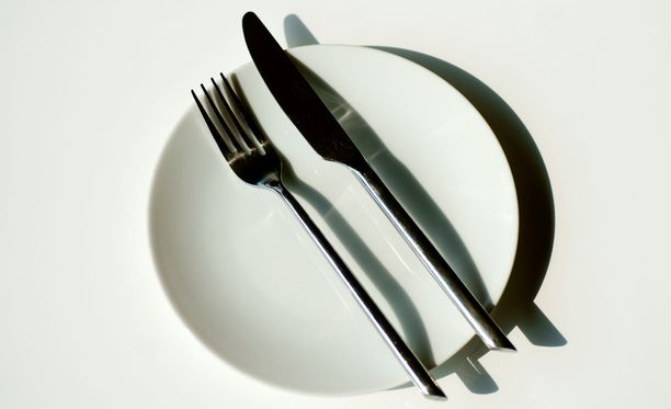 Harkinta syödyn ruuan määrän suhteen kannattaa.