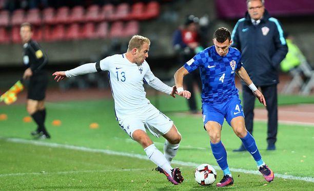 Suomen ja Kroatian välisen MM-karsintapelin pelipaikka on vielä avoin.