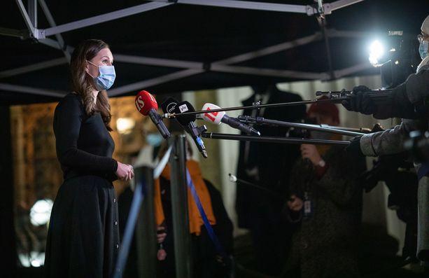 VTV hoputtaa Sanna Marinin hallitusta palaamaan menokehykseen heti kun akuutti koronakriisi antaa myöten.