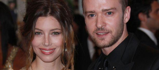 Justin Timberlake ja Jessica Biel olivat neljä vuotta yksi Hollywoodin näyttävimmistä pareista.
