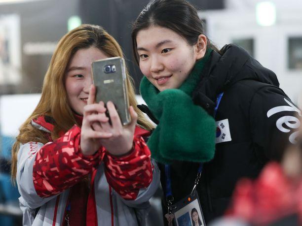 Suk-hee Shim oli kotiyleisön suuri sankari Pyeongchangin olympialaisissa.