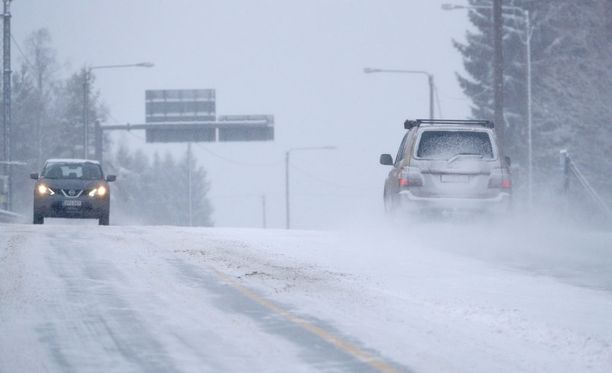 Suomeen saapuu torstaina lumimyrsky, kertoo Forecan sääennuste.
