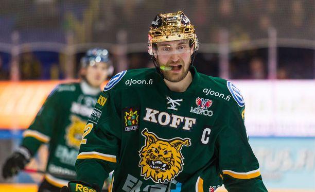Sami Sandell solmi Ilveksen kanssa kahden vuoden jatkopaperin.