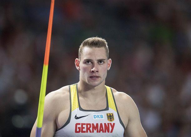 Johannes Vetterin paluu jäi torsoksi.