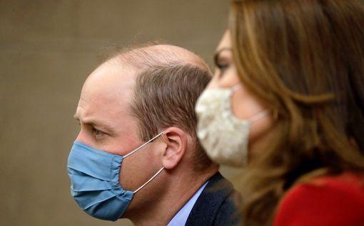 Prinssi Williamin koronasta lisätietoa: Kärsi hengitysvaikeuksista, lähipiiri paniikissa