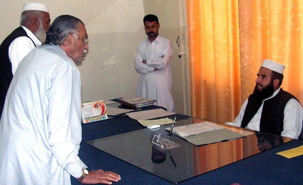 Sharia-tuomioistuin Pakistanissa