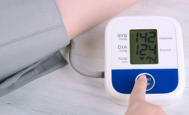 Kotimittaukset kertovat olennaista tietoa verenpaineesta.
