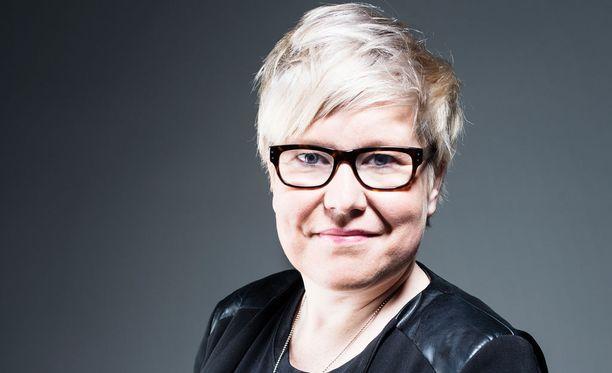 Iltalehden toimittaja Mari Pudas.