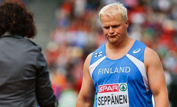 Tuomas Seppäsen mukaan Ivan Tihonin läsnäolo kisoissa halveeraa muita kilpailijoita.