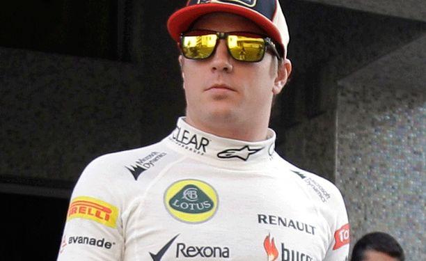 Kimi Räikkönen koki massiivisen pettymyksen.