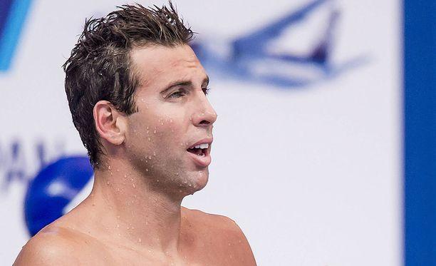 Grant Hackett oli huipulla vuosituhannen vaihteessa. Hän voitti kolme olympia- ja kymmenen MM-kultaa.