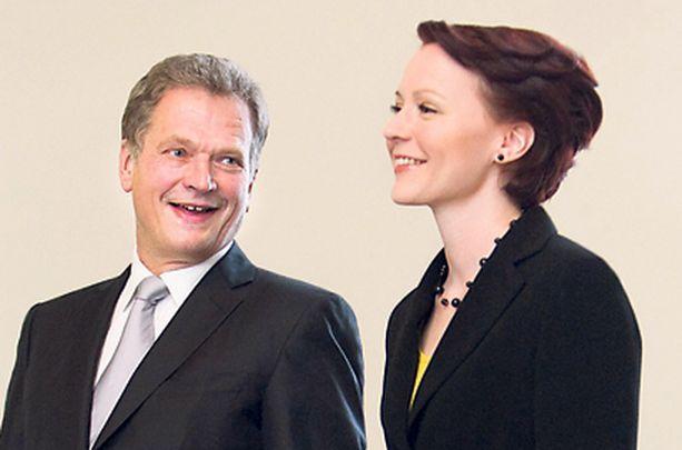 Jenni Haukion ja Sauli Niinistön suhde tuli julki täysin yllättäen tammikuun alussa.