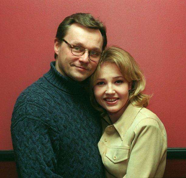 Marita seurustelu nuoruudenrakkautensa kanssa 24-vuotiaaksi. Tangokuningattaruuden kautta hän kohtasi harmonikkataituri Jarmo Tinkalan. Rakkaus päättyi vuonna 2000, mutta parin työtoveruus säilynyt näihin päiviin.
