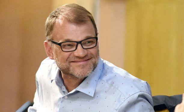 """Sipilän mukaan keskustan vuonna 2013 laatima """"Suomen selviytymissuunnitelma"""" on nyt täyttynyt tavoitteiltaan."""