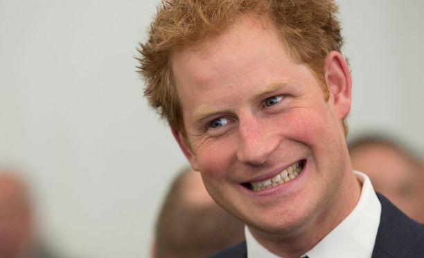 Prinssi Harry osallistui tiistaina Gurkha-rykmentin 200-vuotisjuhlaan.