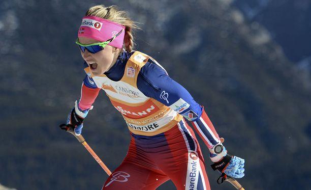 Therese Johaugin olympiamatka on CAS:n käsissä.
