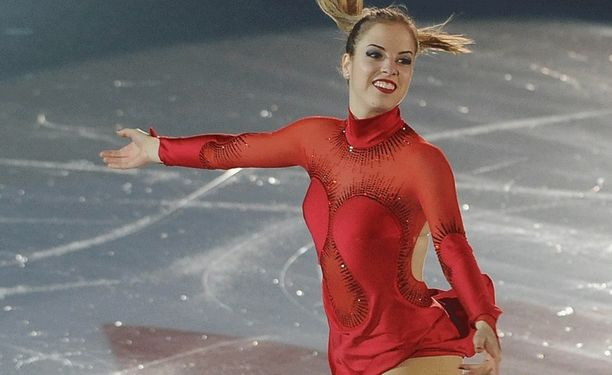 Carolina Kostnerin ura on katkolla.