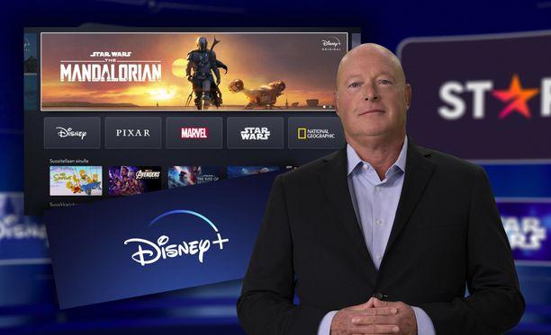 Walt Disney Companyn toimitusjohtaja Bob Chapek kertoi hintojen noususta yhtiön Investor Day -tiedotustilaisuudessa.