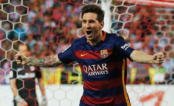 Leo Messi on tehnyt vasta yhden maalin tällä kaudella Espanjan pääsarjassa.