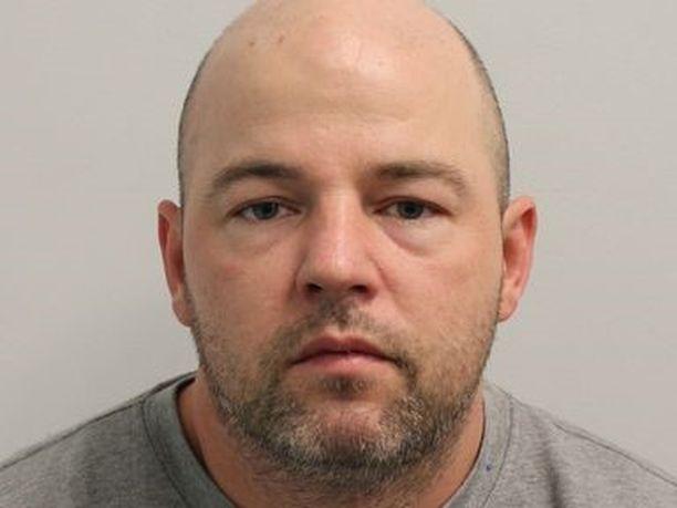 Joseph McCann, 34 tuomittiin 37 rikoksesta, jotka hän teki kahden viikon aikana.