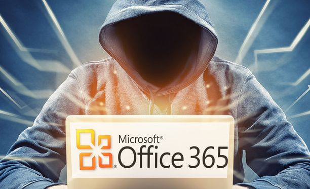 Microsoftin sähköpostia on käytetty tietojenkalasteluun. Kuvituskuva.